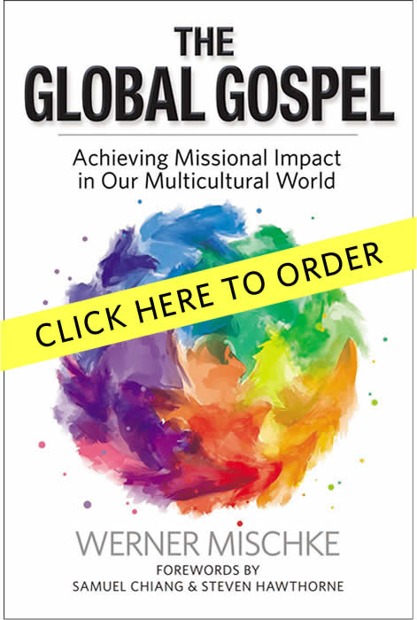 Buy now -- The Global Gospel by Werner Mischke